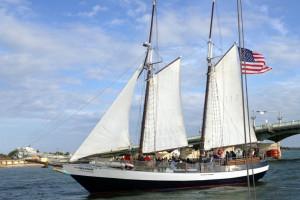 Schooner Freedom Sailing Charters