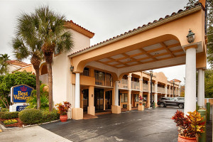 Best Western Spanish Quarter Inn