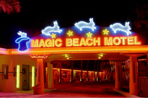 Magic Beach Motel Vilano Beach