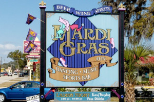 Mardi Gras Sports Bar